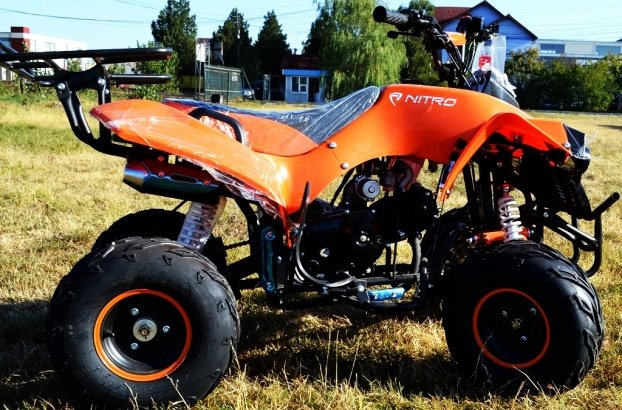 ATV Yamaha Warrior